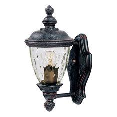 Carriage House VX 1-Light Outdoor Wall Lantern, Oriental Bronze