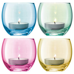 Contemporary Candle Holders & Candelabra by Red Candy Ltd