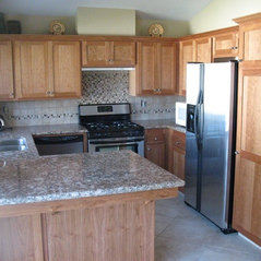 Simi Valley Kitchen Remodeler Kitchen Tune Up Cabinet.