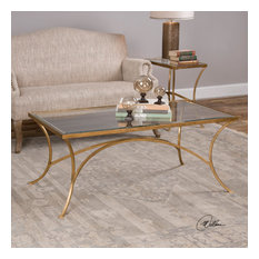 Uttermost Alayna Gold Coffee Table