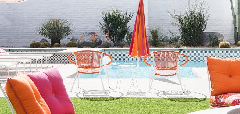 Gentil Get The Look: Palm Springs Patio