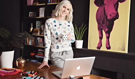 Dream Houzz: Blogger Sarah Akwisombe Designs Her Fantasy Home