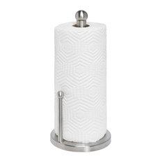 Honey Can Do Stainless Steel Paper Towel Holder Holders