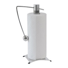 Zojila Isis Paper Towel Roll Holder, Nickel