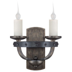 Trend Rustic Wall Sconces by Savoy House