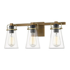 OVE Decors Audley 3-Lights Incandescent Vanity Light