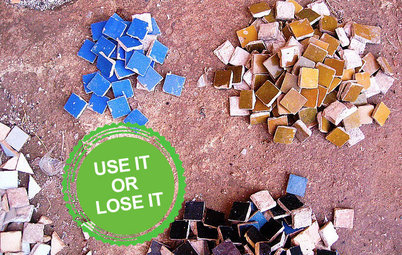 Lose It: What to Do With Leftover Building Materials