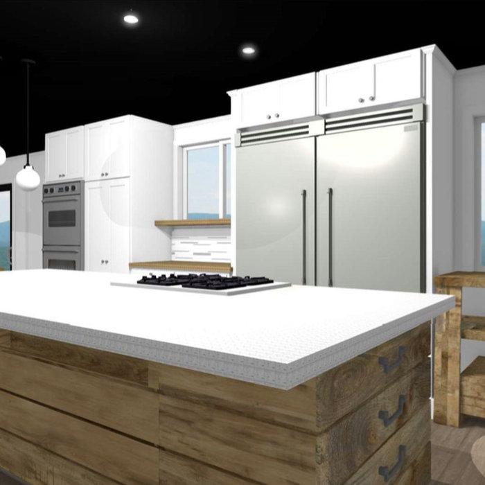Conceptual Kitchen Design