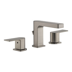 Delta Xander Two Handle Widespread Bathroom, Brushed Nickel, P3519LF-BN