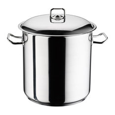 YBM Home Stainless Steel Stockpot With Lid, 15 Quart