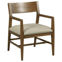 AD Modern Synergy Vantage Arm Chair, Set of 2 by American Drew