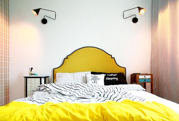 Современный Спальня by Mebellissimo
