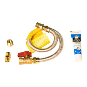 HAKITDG HeatAround360 Kit includes 12 Extension Hose//Fuel Filter