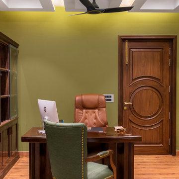 Dehradun Residence | Goldleaf Design