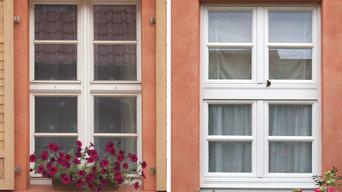 Fenster richtig-falsch