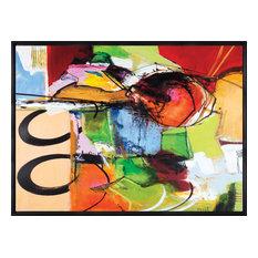 """Rattle""   - Large Artwork"
