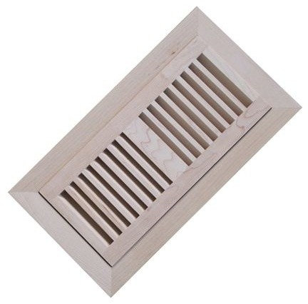 Wooden Vents Floor Registers