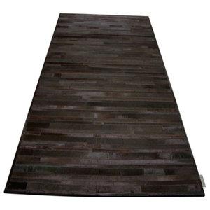 Calvin Klein Prairie Arctic Rug, Black, 274x366 cm