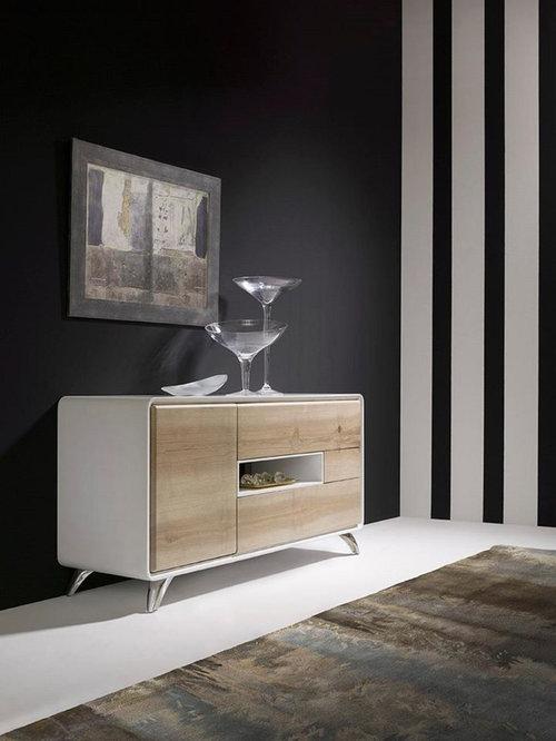 Novedades en mobiliario contemporáneo para salón comedor