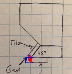 Alternatives to schluter quadec, rondec tile edging?