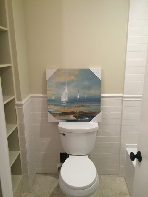 Picture Over Toilet, Pictures To Hang In Bathroom
