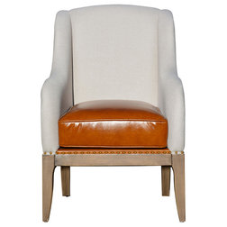 Armchairs And Accent Chairs by Clearwater American Furniture