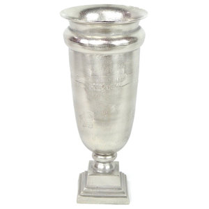 Halston Trophy Urn Transitional Decorative Jars And Urns By