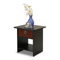 Furinno End Table/Night Stand