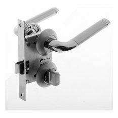 Комплект дверных ручек Inspire ZCL №3-728-L1/S1
