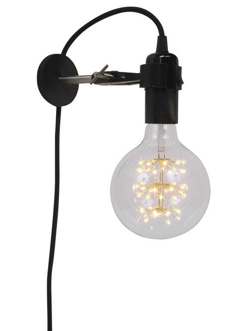 KEMIKAZE - Kemikaze LED Ohm D Wall Mounted Lamp, 3W - Lampetter