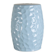 oriental danny rocky ceramic garden stool accent and garden stools