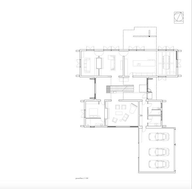 Floor Plan by PRau - Phil Redmond Architecture & Urbanism