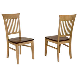 Craftsman Dining Chairs by Sunset Trading