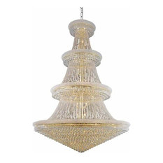 1800 Primo Collection Large Hanging Fixture, Royal Cut