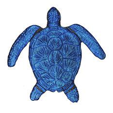 Fusion Accent Series, Fusion Loggerhead Turtle, Sapphire