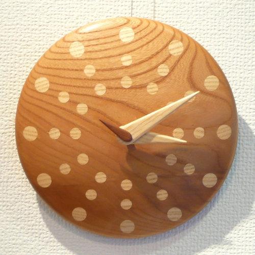 丸時計3 - 壁掛け時計