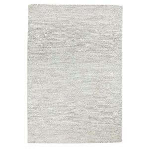 Eden Handwoven Hall Runner, White 75x200 cm