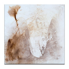Encaustic 9, Canvas Print