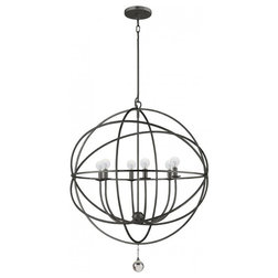 Transitional Chandeliers by Lighting New York