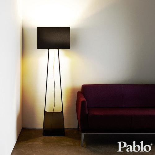 Pablo Designs Tube Top 60 Floor Lamp   Floor Lamps
