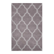 """Nuloom Maybell Gray 9'6x13'6"""", Area Rug"""