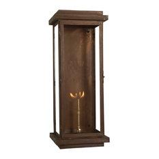 Winnipeg Copper Lantern, Medium