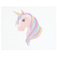 Magical Unicorn Surface Saver Tempered Glass Cutting Board, 15x12