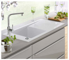 Anyone Have Or Had A Glass Kitchen Sink?