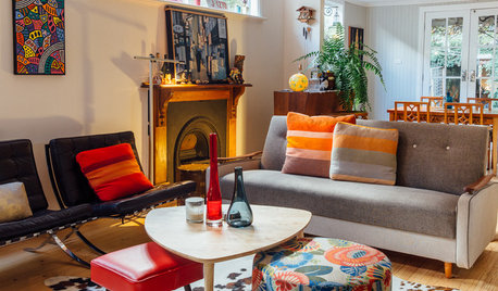 Houzz Tour: This Gorgeous Home is Filled With Bespoke Pieces & Art