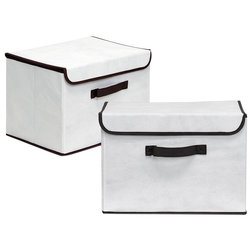 Contemporary Storage Bins And Boxes by Furinno