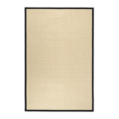 Dimas Natural Fibre Maize Area Rug, 120x180 cm