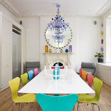 Colour Pops in the Kitchen