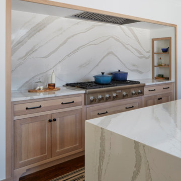 Kitchen Cooking Alcove