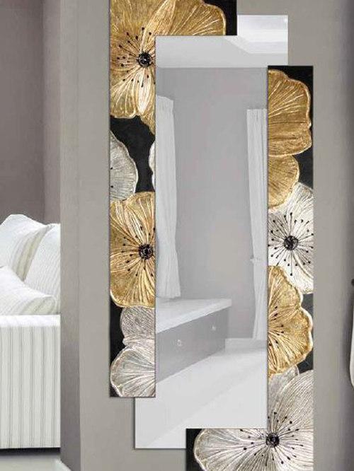 Como Hacer Espejos Decorativos Fabulous Como Hacer Espejos